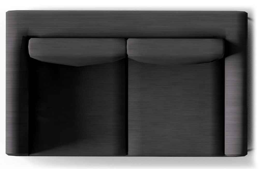 Couch top view png. Arild seat sofa furnitures