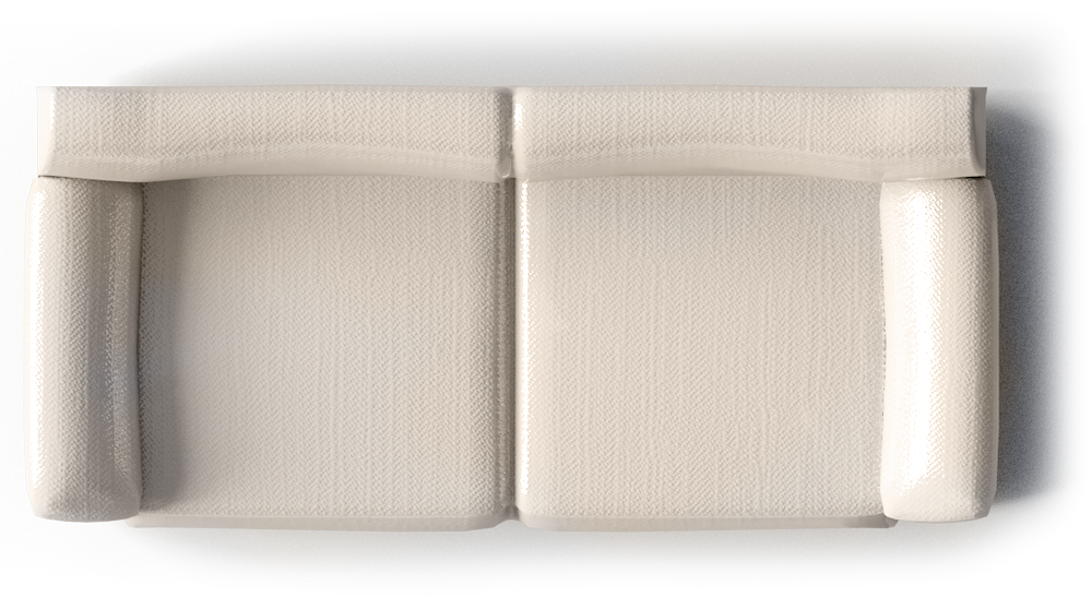 Couch top view png. Sofa images okaycreations net