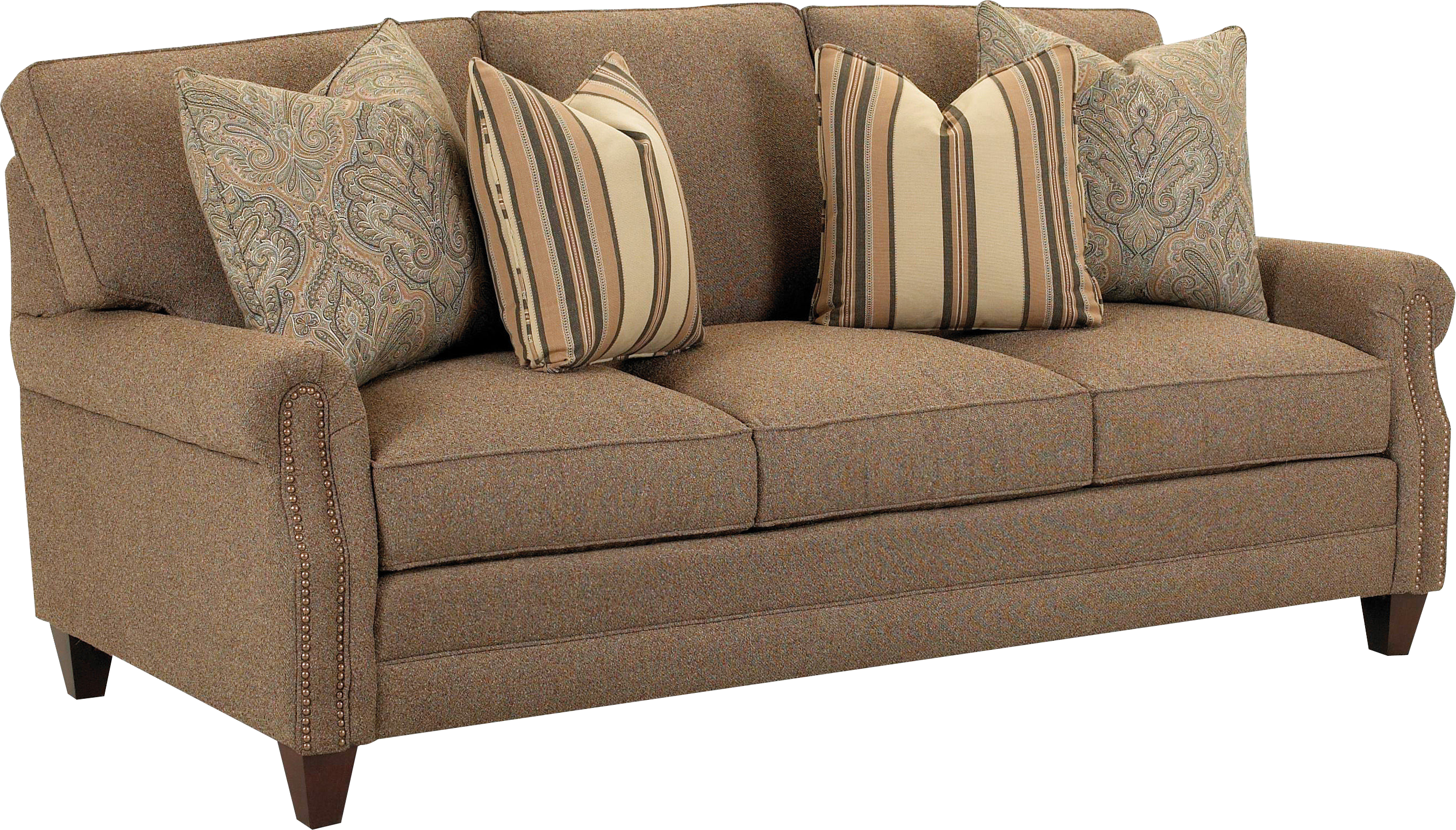 Couch transparent png. Sofa hd furniture