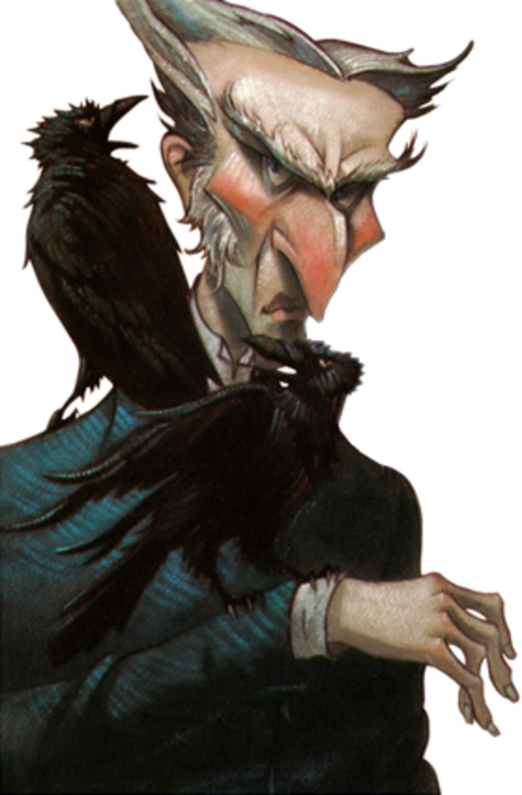Count olaf png. Tg traditional games thread