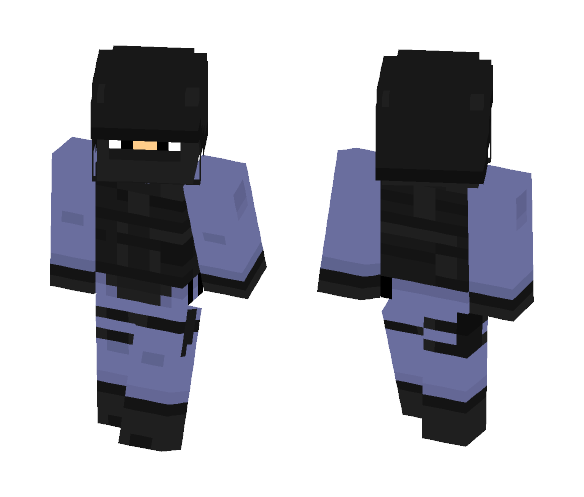 Counter terrorist cs go png. Download minecraft skin for