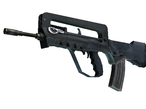 Transparent rifle famas. Counter strike weapons and