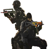 Critical strike for android. Counter terrorist png graphic library