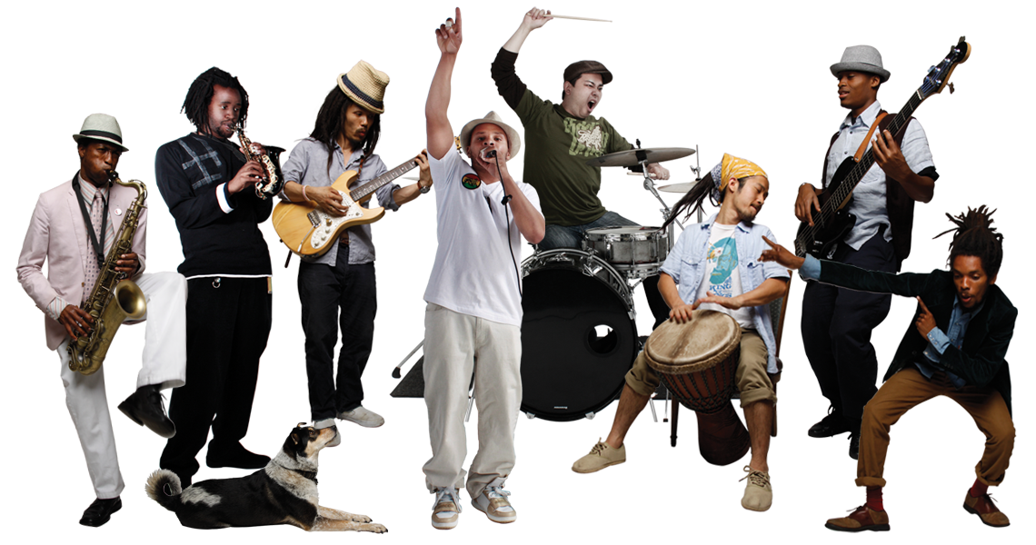 Country band png. Music