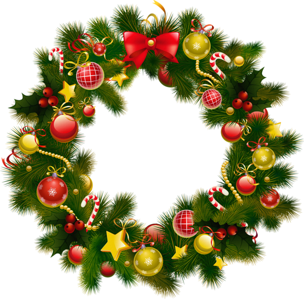 Country christmas wreath png. Photo frame sticker pinterest