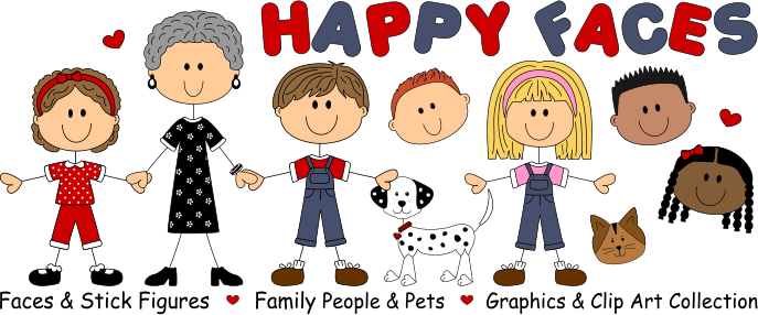 Country clipart wallpaper. Stick figure family clip