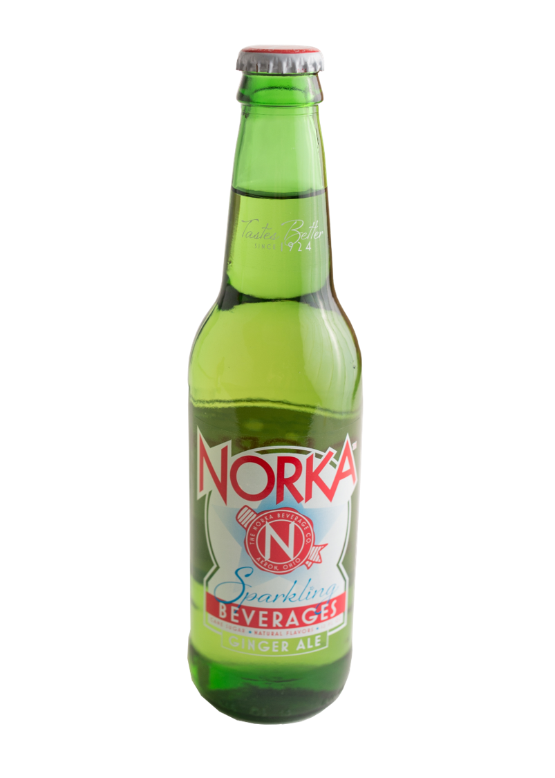 Country club soda png. Our norka ginger ale
