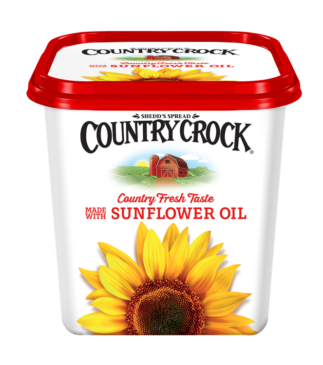 Country crock png. With sunflower oil reviews