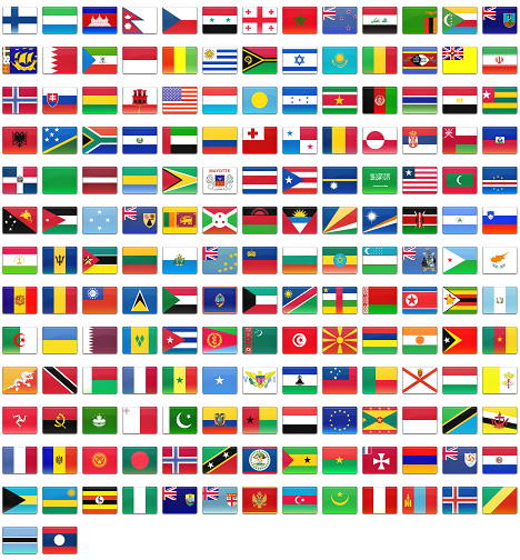 Country flag png. Icons download