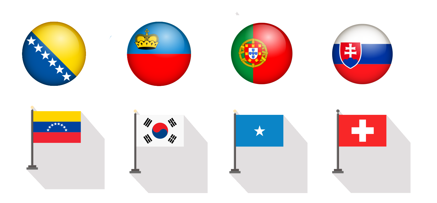 Country flag png. Best icons to use