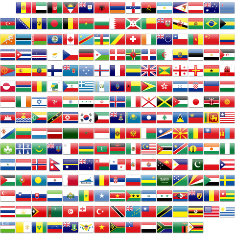 Country flags png. About oracle flag images