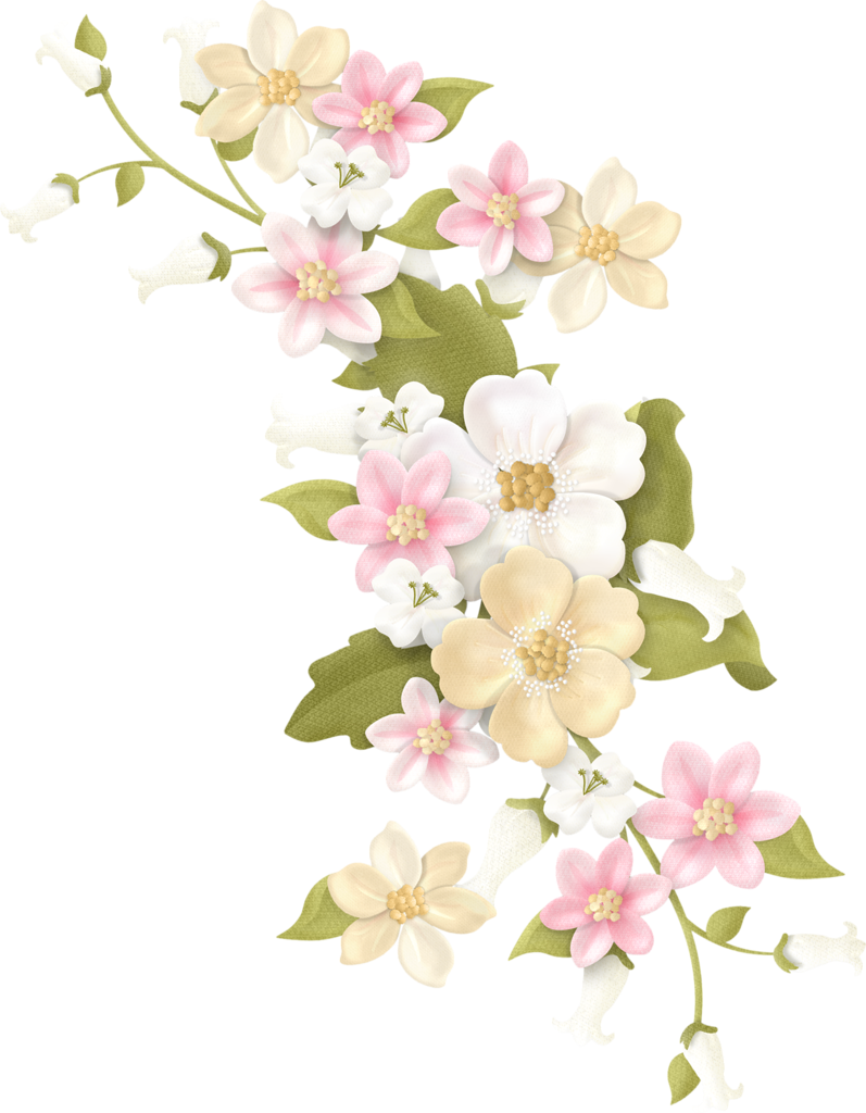 Country flower png. Flowercluster maryfran elaine pinterest