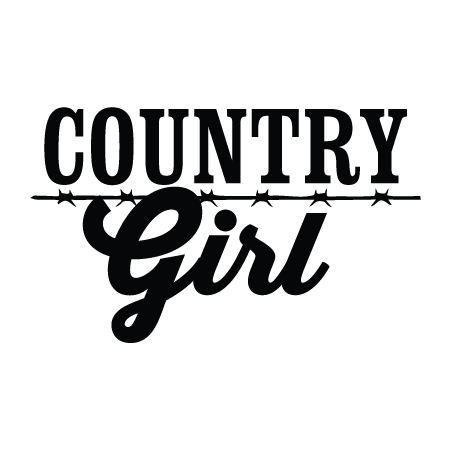 Country girl png. Wall quotes decal wallquotes