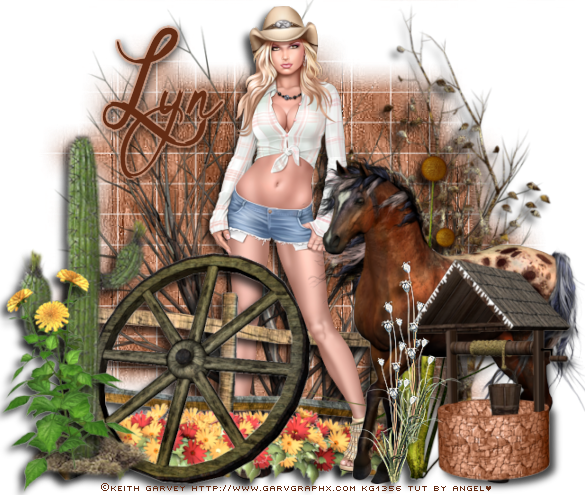 Country girl png. S