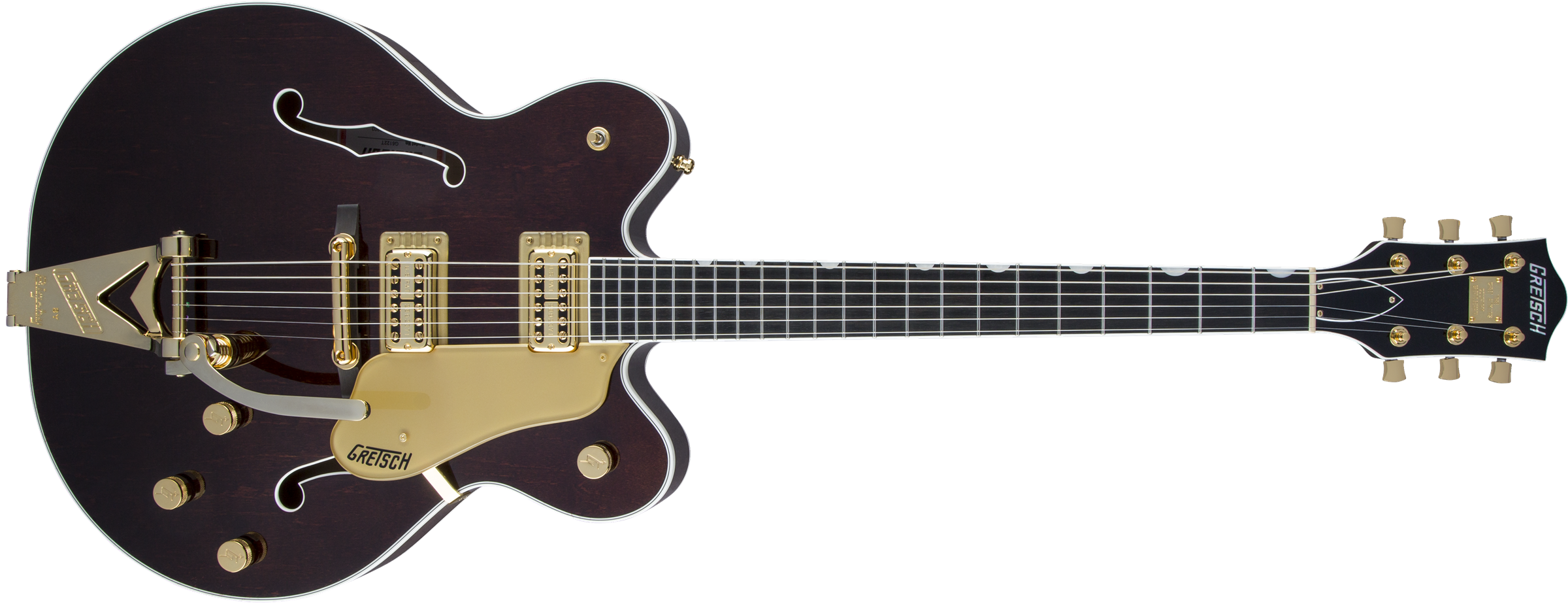 Country guitar png. Hollow body g t