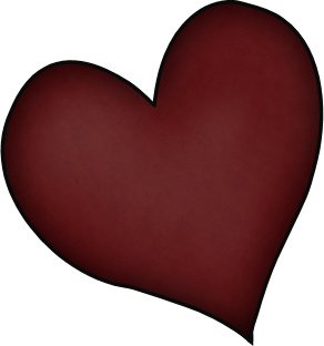 Country heart png. Clipart