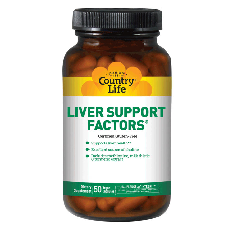 Country life png. Liver support factors vitamins