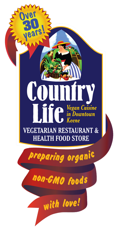 Country life png. Vegan restaurant all natural