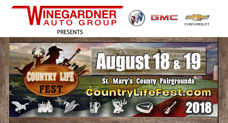 Country life png. Fest headerpng