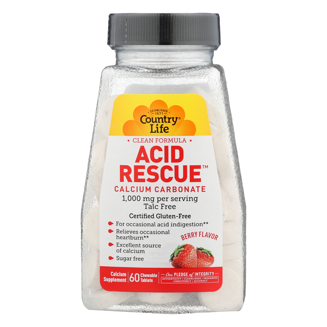 Country life png. Acid rescue berry chewable