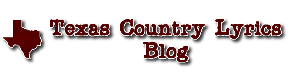 Country lyrics png. Texas we love and