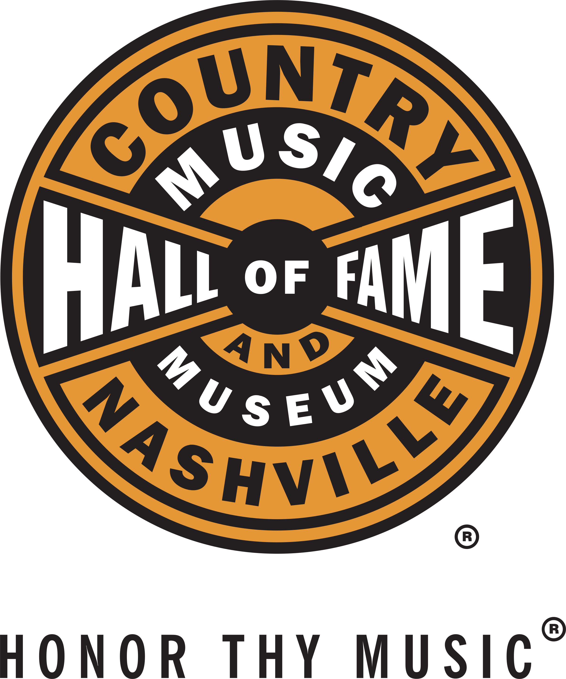 Country music png. Hall of fame and
