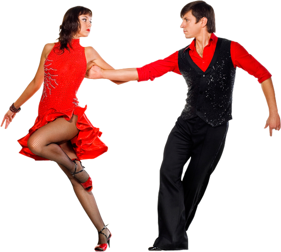 salsa couple png