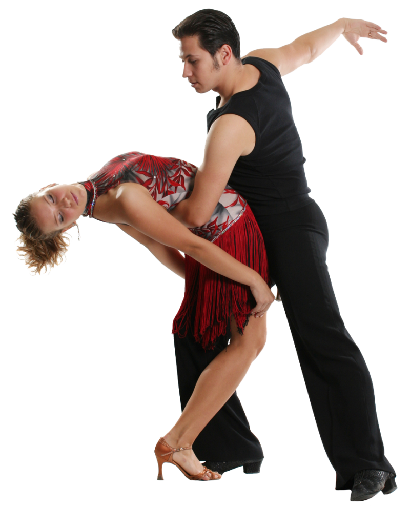 Couple dancing salsa png. Adult ballroom dance classes