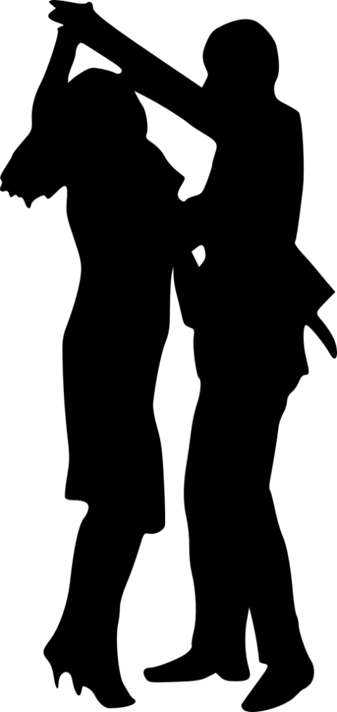 Couple dancing silhouette png. Free images toppng transparent
