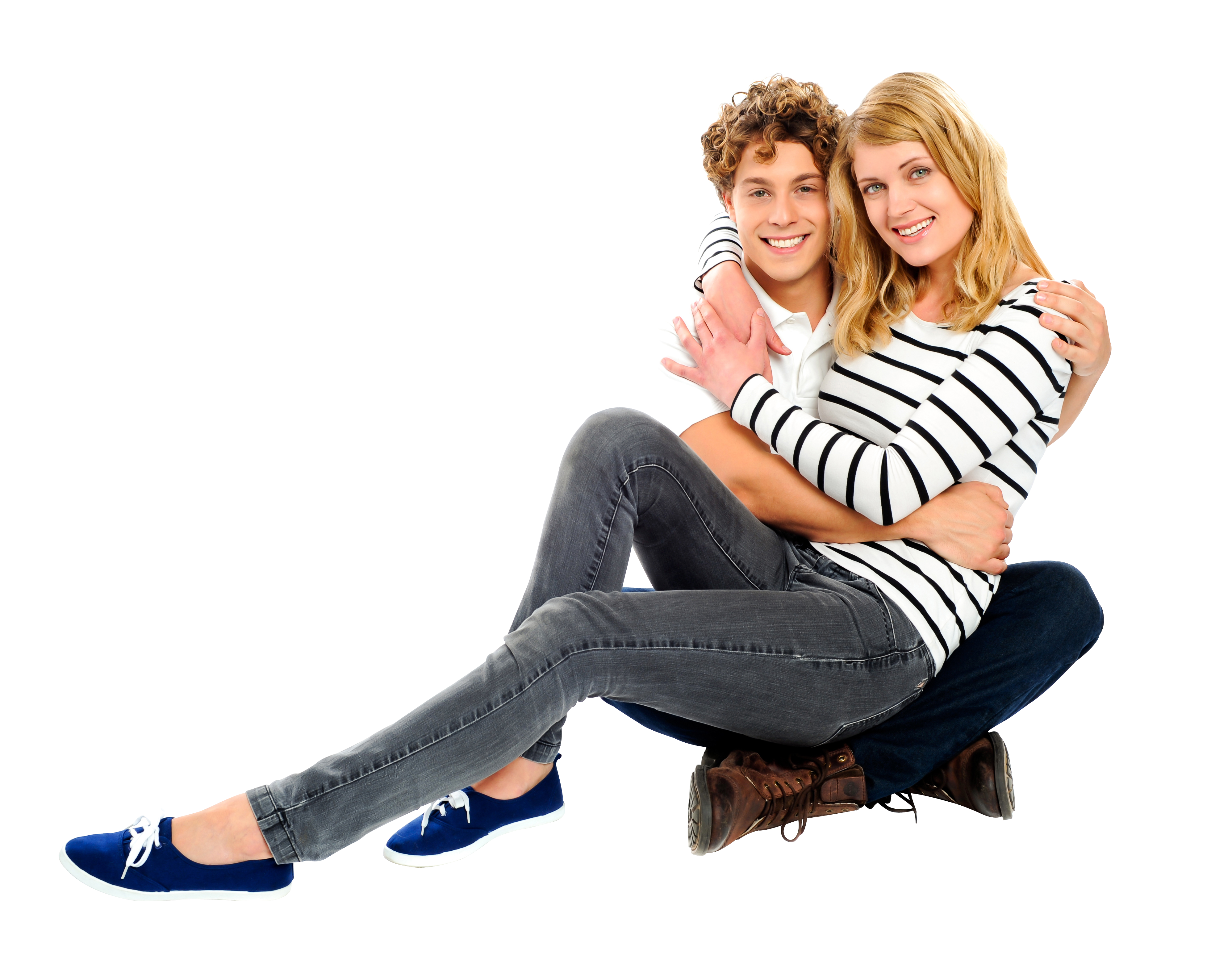 Couple sitting png. Love image purepng free