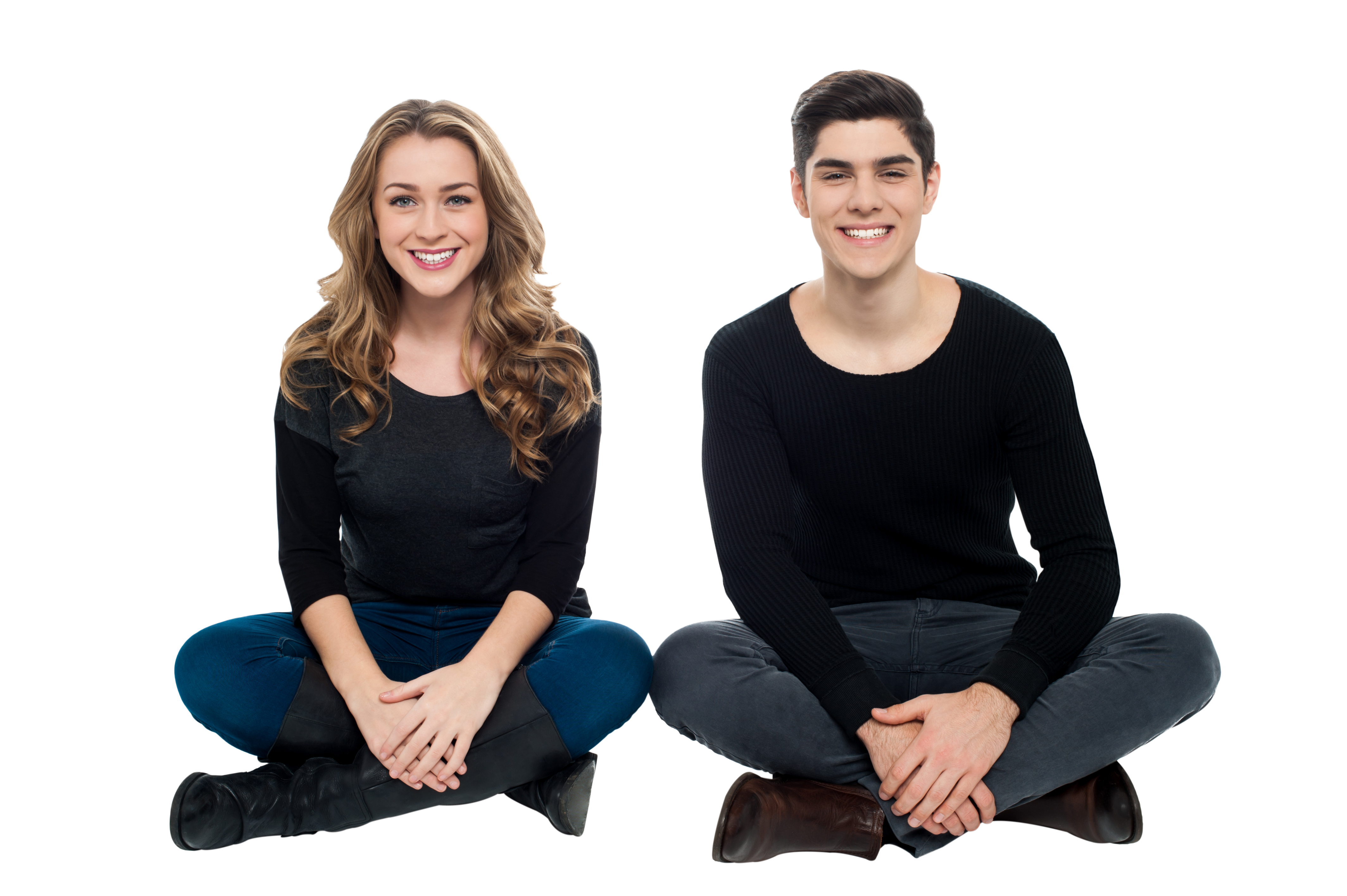 Couple sitting png. Image purepng free transparent