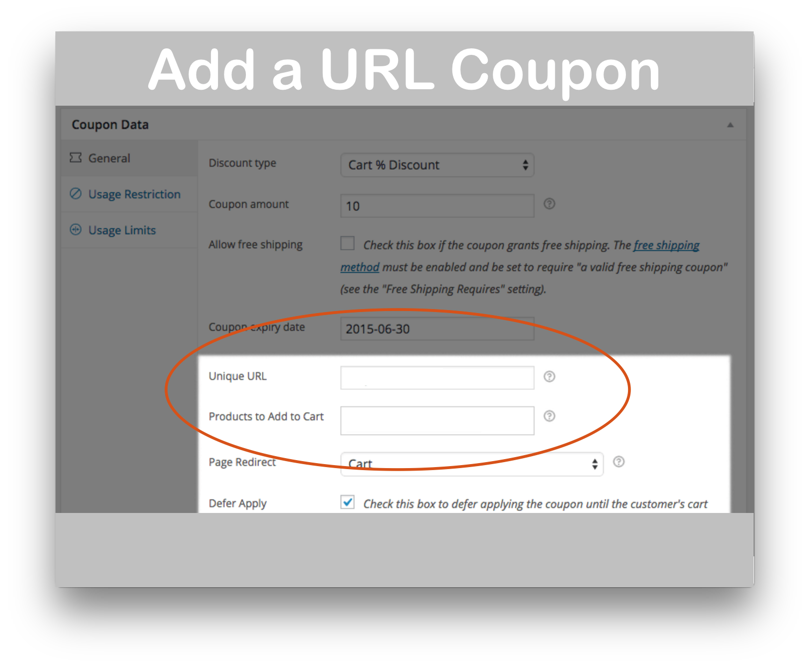 Coupon box png. Woocommerce url coupons extension