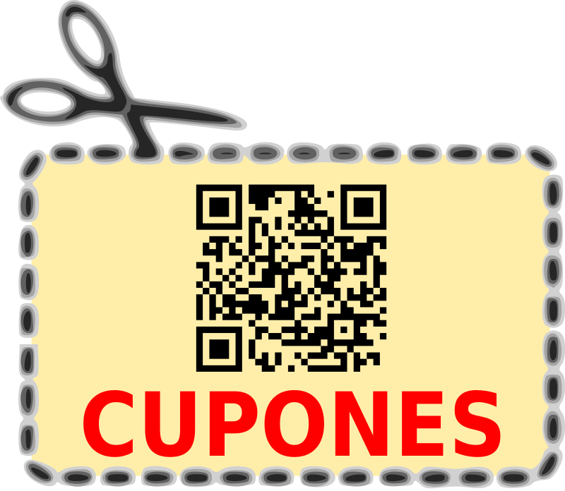 Clip coupon savings. Free coupons cliparts download