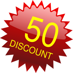 Coupon clipart icon. Generic coupons