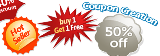 Coupon design png. Au can help to