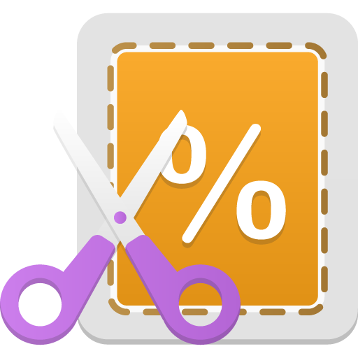 Coupon icon png. Flatastic iconset custom design