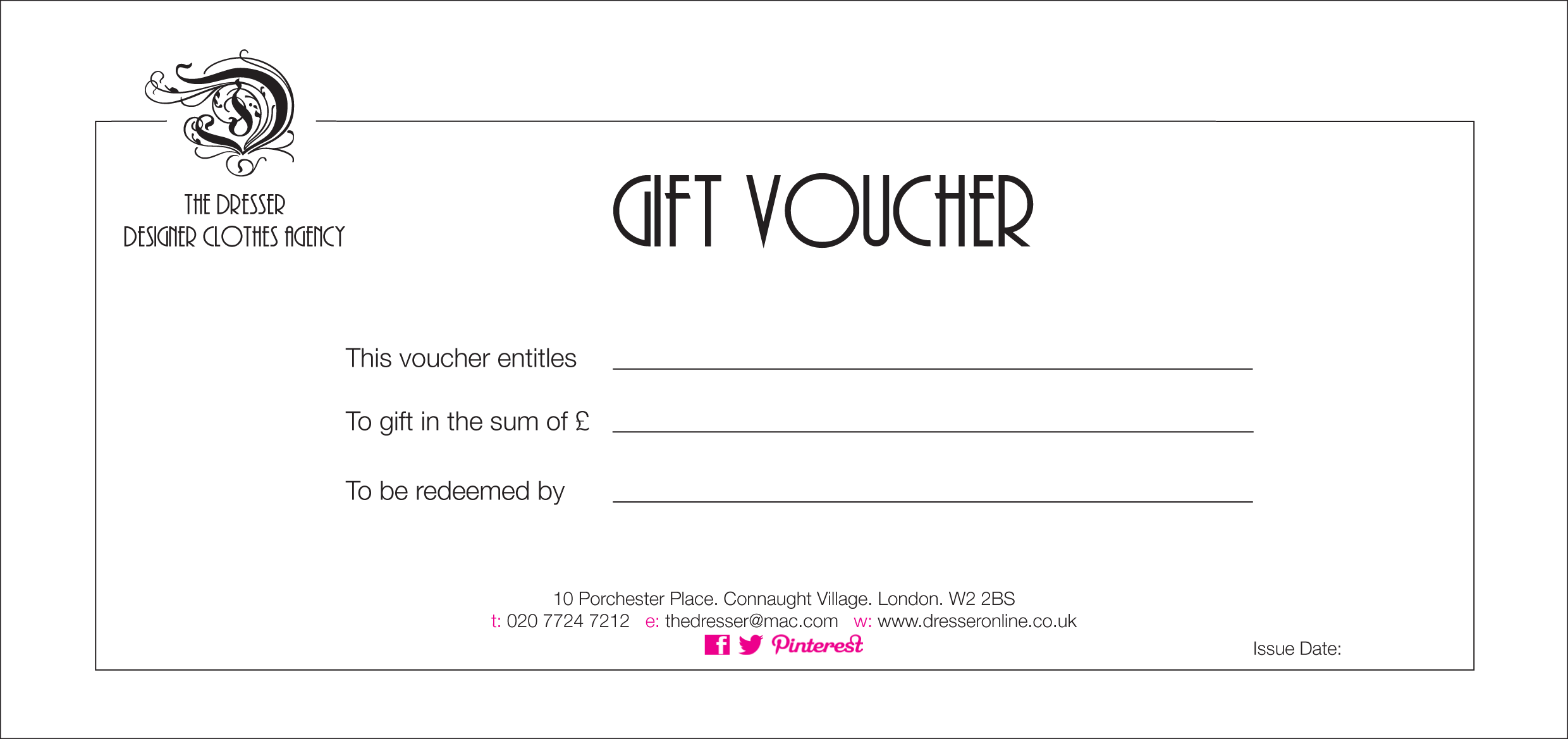 Coupon layout png. Gift voucher template free