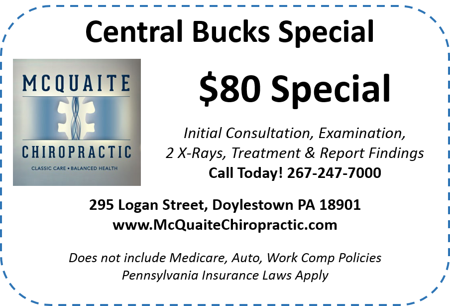 Coupon line png. On mcquaite chiropractic