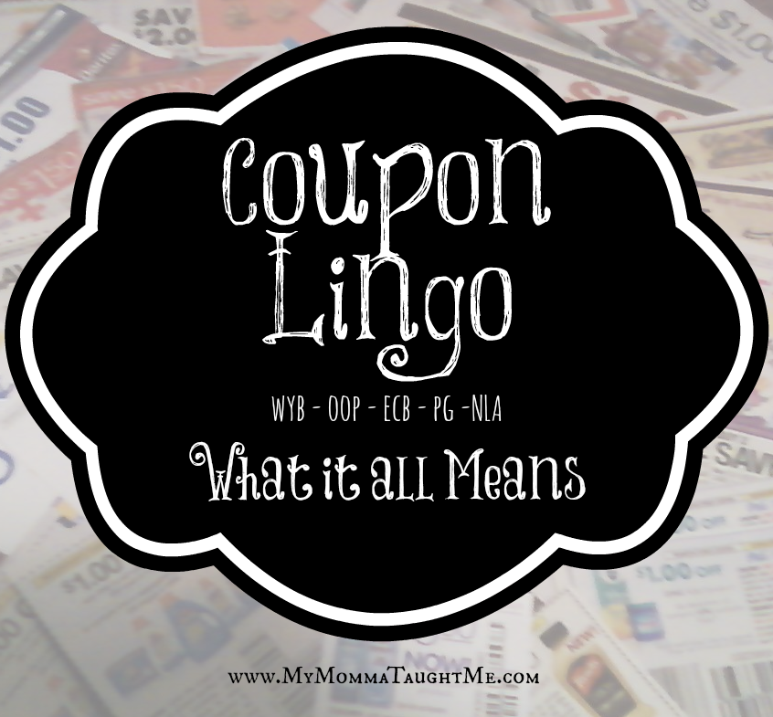 Coupon lingo png. List of common abbreviations
