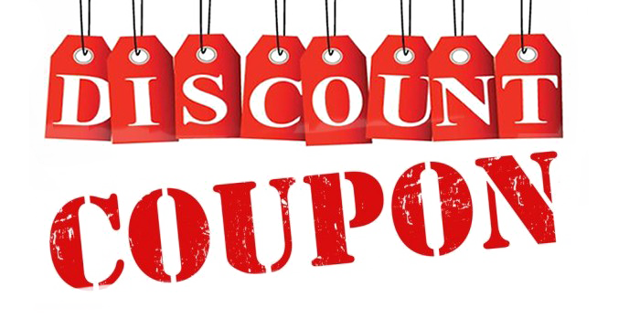 Coupon on phone vector png. Background peoplepng com