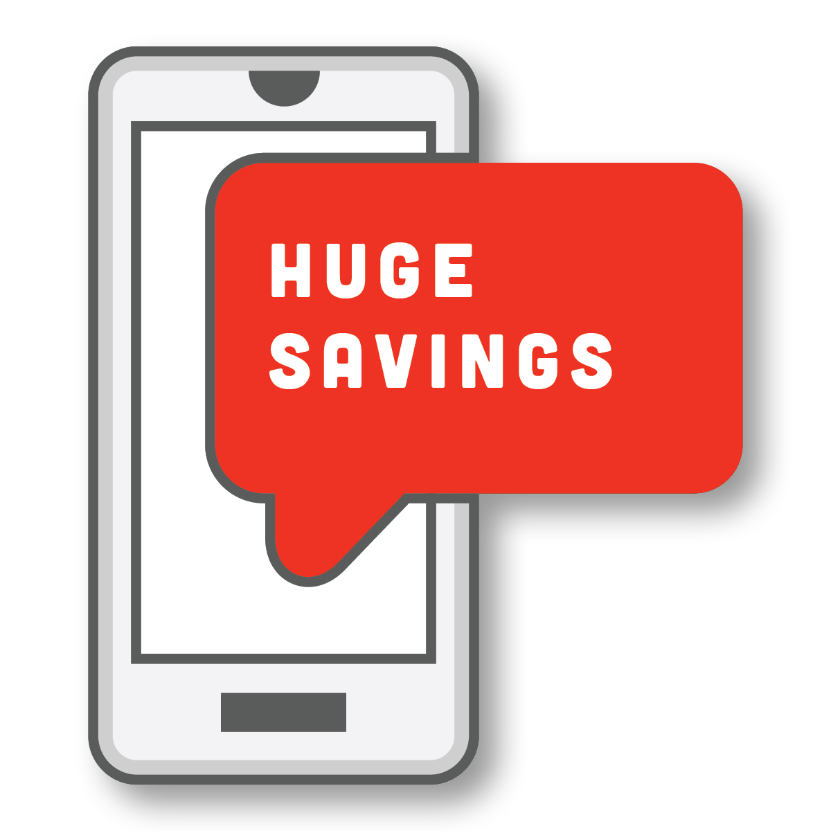 Coupon red png. Find your digital coupons