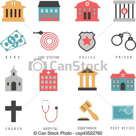Court clipart government. City hall signs and jpg black and white stock