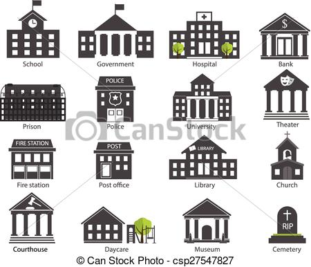 Court clipart government. Municipal illustrations and royalty svg stock