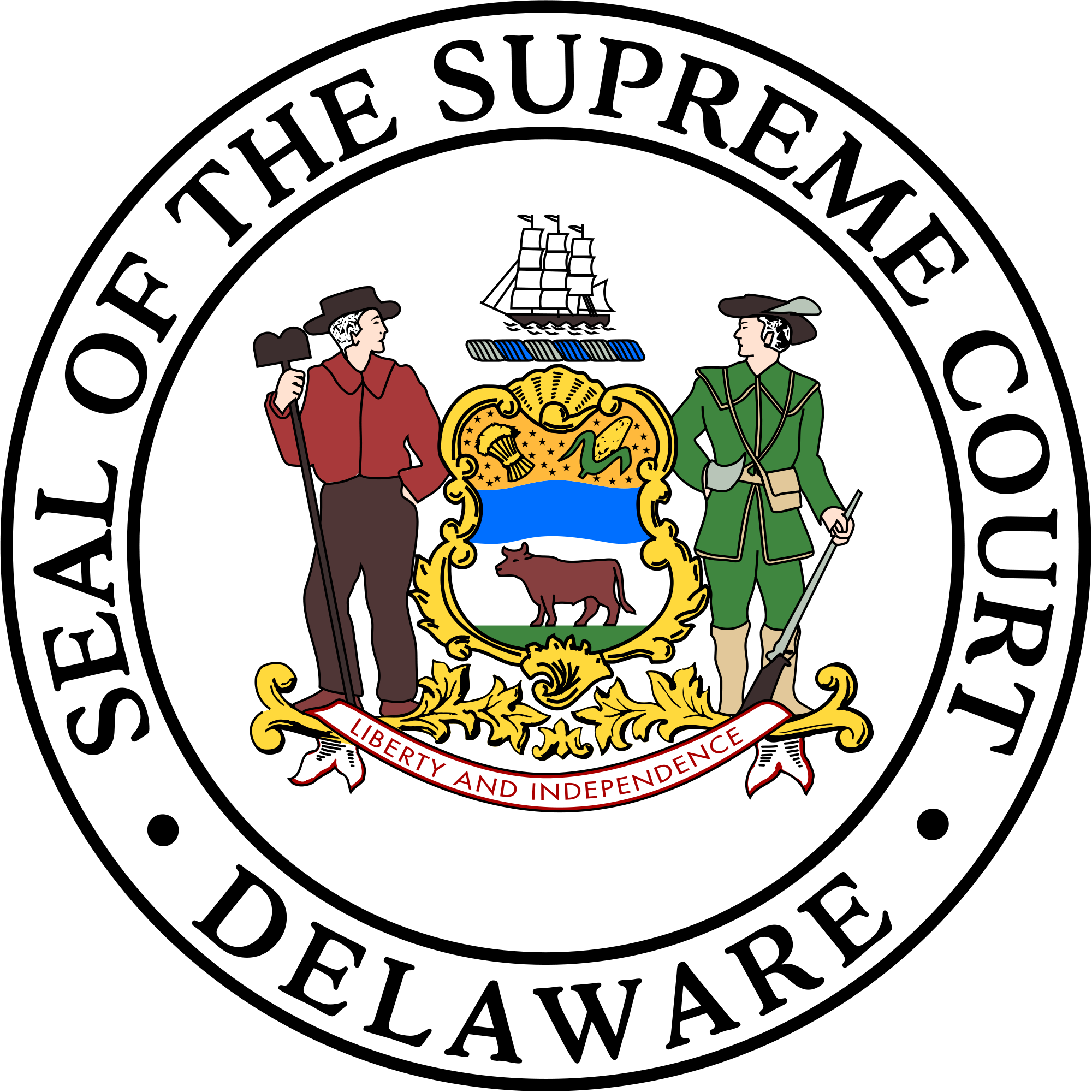 Court drawing bad. Delaware supreme says claims