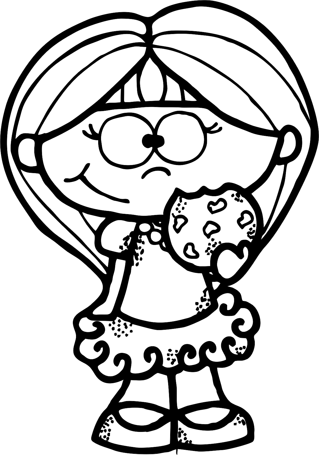 Court drawing cartoon. People coloring pages fresh