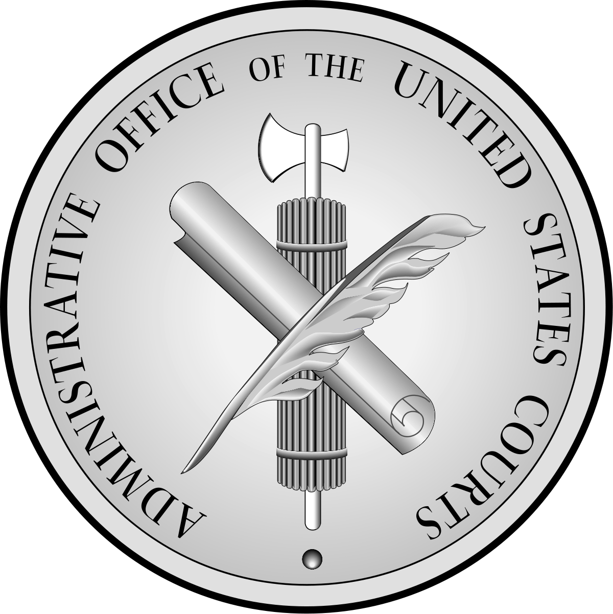 Court drawing federal. Administrative office of the