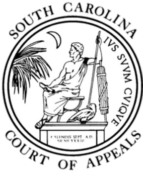 Court drawing war. South carolina of appeals