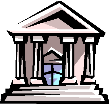 courthouse clipart judical