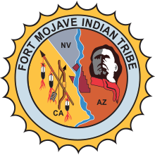 Tribal transparent space. Official website fort mojave