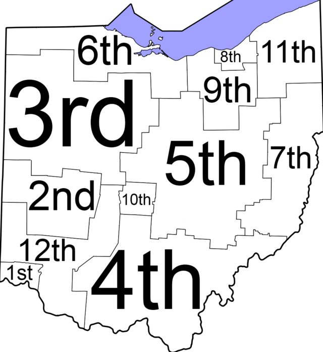 Courts svg clermont county. Ohio district of appeals